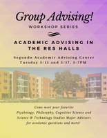 Academic Advising in the Res Halls