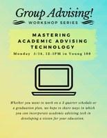 Mastering Academic Advising Technology